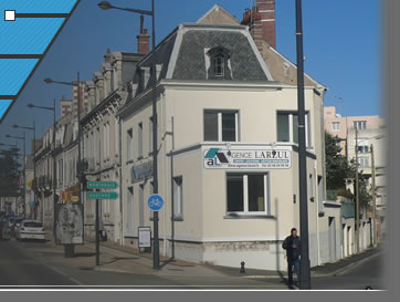 Agence larzul immobilier agence immobili re for Appartement maison fr